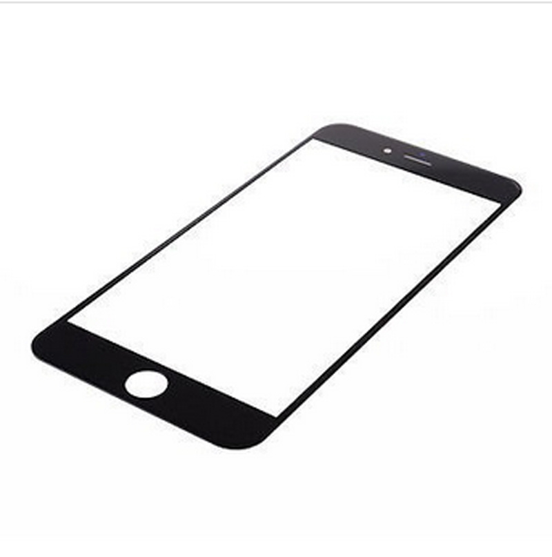 Front Glass Screen Glass Lens Cover for iPhone6 Plus