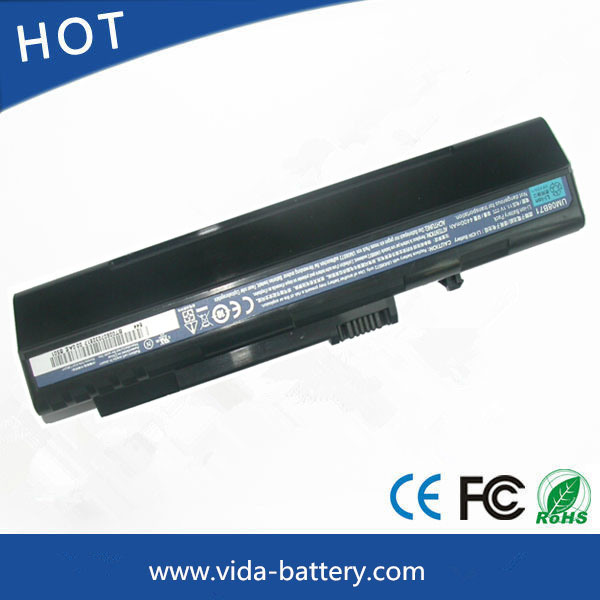 6 Cell 4400mAh Notebook Laptop Battery for Acer Um08b74