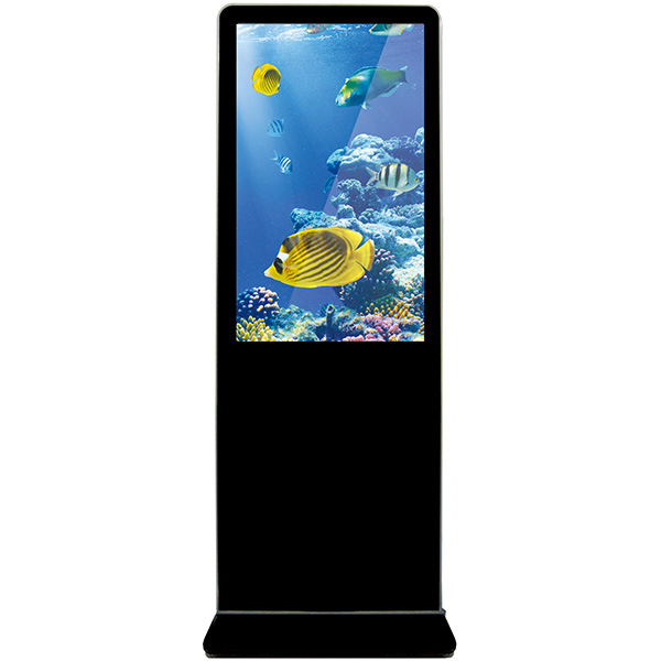 42inch Portrait Digital Ad Player