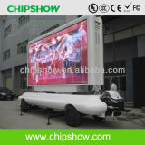 Chipshow Outdoor Full Color P10 Mobile Truck LED Display