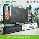 Chipshow Outdoor SMD LED Display P6 for Stage Rental