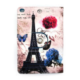 Eiffel Tower Leather Case Tablet Case for iPad 2/3/5/6