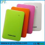 Touch Screen Polymer 4000mAh Backup Battery Charger Mobile Power Bank
