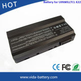 6cell External Laptop Rechargeable Battery for X20-3s4400-G1l2-6