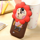 2015 Good Quanlity Protector Silicone Mobile Phone Case