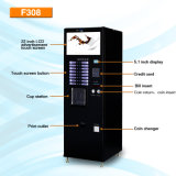 LCD Display Vending Machine for Grinder Coffee and Instant Powder (F308)