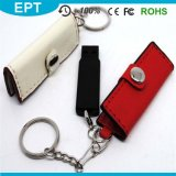 Wallet Shaped Keychain Leahter USB Flash Drive (TL040)
