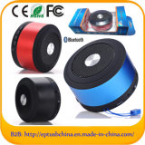 TF Card Round Shape Colorful Portable Wireless Bluetooth Speaker