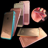 Cheap Custom Design Plating Cell/Mobile Phone Cover/Case for iPhone Se/5/5s/6/6s/6 Plus