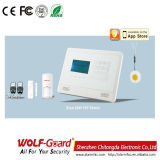 M2bx GSM Alarm System with LCD Display and Touchkeypad