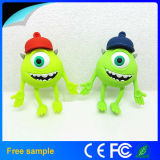Mike Wazowski USB Flash Drive with Soft PVC for Chistmas Gift