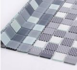 300X300mm Hot Sale Glass Mosaic Tiles/Swimming Pool Tile/Wall Decoration