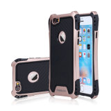 Cool Caseologyz Brand Mobile/Phone Case Metal+TPU Cover for iPhone