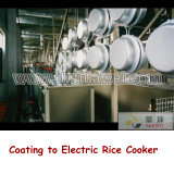 Coat Line for Microwave Oven