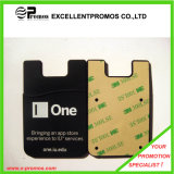 Custom Logo Good Quality Silicone Card Holder for Mobile Phone (EP-C9061)