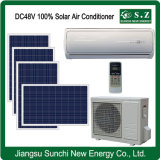 off Grid DC48V Total Low Power Solar PV Panel Portable Air Conditioner Prices