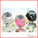 Watch Mobile Phone Quad-Bands Mobile Phone