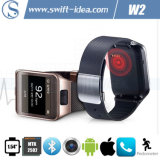 2015 Smart Bluetooth 4.0 2.0MP Camera Video Watch with IP67 Waterproof (W2)