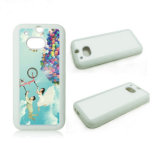 Cheap DIY Cell Phone Cover Case for HTC M8 TPU Mobile Case