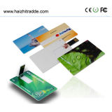 Wholesale Blank Custom Logo Crdedit Card USB Flash Drive