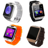 Fashion Bluetooth Smart Watch Dz09 Smartwatch for Android Apple MP3 MP4 Camera Pedometer (DZ09)