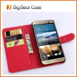 Phone Leather Cover Cell Phone Accessories for HTC M9 Plus