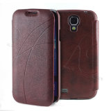 New Leather Mobile Phone Cases, Leather Cellphone Cases for Samsung Galaxy S5 Leather Cases