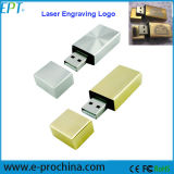 Customized Logo Metal Memory Disk USB Flash Drive (ET01)