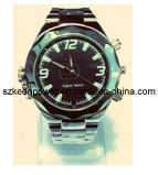 Waterproof Watch Camera Video Recorder Micro SD Slots Design