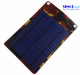 New! 5W 5V Unfolding Solar Mobile Phone Charger/Solar Charger for Cell Phone