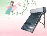 High Pressure Heat Pipe Solar Water Heater (ALT-P)
