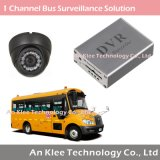 School Bus Security Camera System with Mini DVR