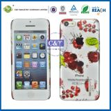C&T Cherry Pattern Back Housing for iPhone 5