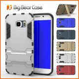 2015 Shockproof Rugged Rubber Hard Case for Samsung Galaxy S6 Edge