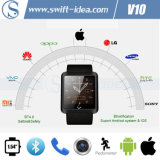 High Quality Smart Sleep Mobitor Mens Digital Watches with Bluetooth 4.0 (V10)