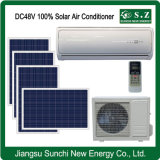 Solar Power off Grid Energy Saving DC48V Cheapest Price Install Air Conditioner