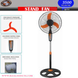 16inch Floor Standing Fan-with Lighter Round Base