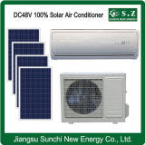 off Grid Sunchi DC48V Good Use Wall Mounted Solar Air Conditioner with Air Conditioner Condenser
