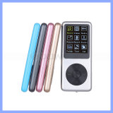 Ultrathin 8GB Hi-Fi MP3 MP4 Player Digital Voice Recorder E-book Reader with 1.8 Inch Screen Display