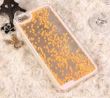 High Quality Cell Phone Case Liquid Star Sand Quicksand PC Case for iPhone 5/5s/Se/6/6s Mobile Phone Cover Case