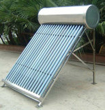 portable Vacuum Tube Solar Water Heater