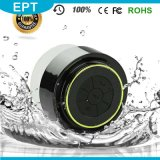 Metal Roud Shape Ipx 7 Waterproof Bluetooth Speaker for iPhone
