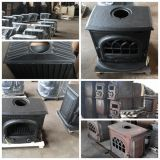 Customized Sand Casting Gas Stove Parts