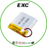OEM 603035 Lithium Cell Battery Li-ion Battery 3.7V 600mAh Slim Battery