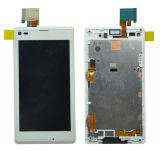 LCD Display Touch Digitizer Screen cSony Xperia L S36h C2105