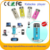 Self-Singing Mini Karaoke Singing Player Microphone for Laptop Mobile Phone