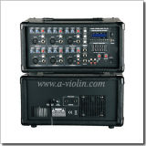 Hot Sale 2 Band EQ Mobile Power PA Amplifier (APM-0615BU)