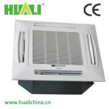 CE Functonal Ceiling Cassette Type Fan Coil Chiller Air Conditioner