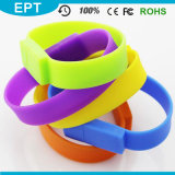 Smart Bracelet USB Wristband USB Flash Memory Stick 8GB Silicone Wristband 16GB