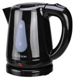 Black Plastic Electric Kettle